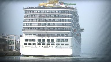 Couples Honeymoon Cruise Turns Into A Medical Nightmare Video - Cruise ship turns over
