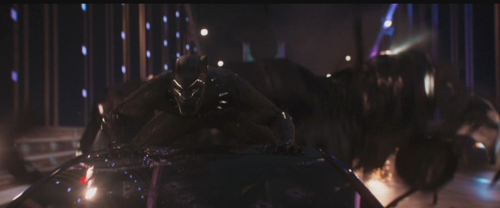 VIDEO: 'Black Panther' breaking records