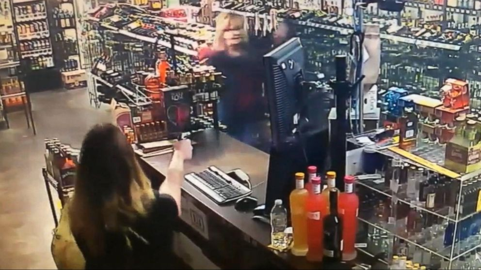 Young sex shop wisconsin robbery