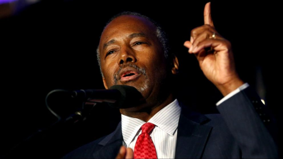 Hud Chief Ben Carson Cancels 31k Office Furniture Order Video Abc