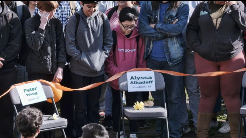From school shooting to a walkout, how the movement unfolded