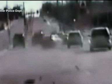 WATCH:  Teens on dangerous high speed chase through local streets