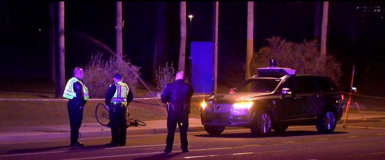 VIDEO: NTSB to probe deadly crash involving self-driving car