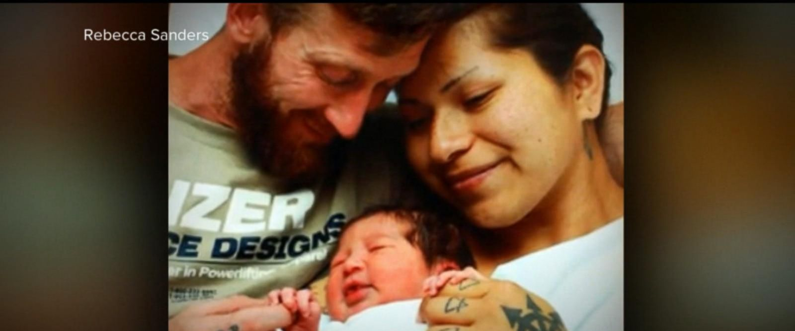 VIDEO: Newborn reunited with parents after being taken by Native American tribe