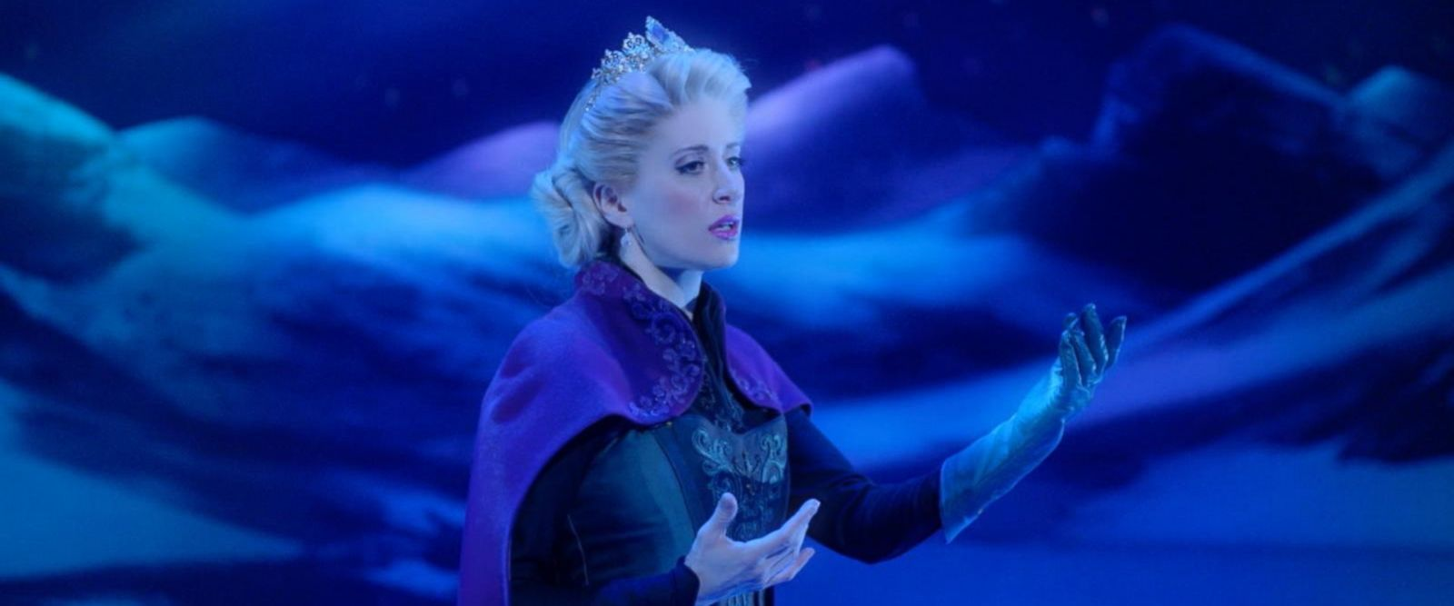 VIDEO: Disney's 'Frozen' makes its debut on Broadway
