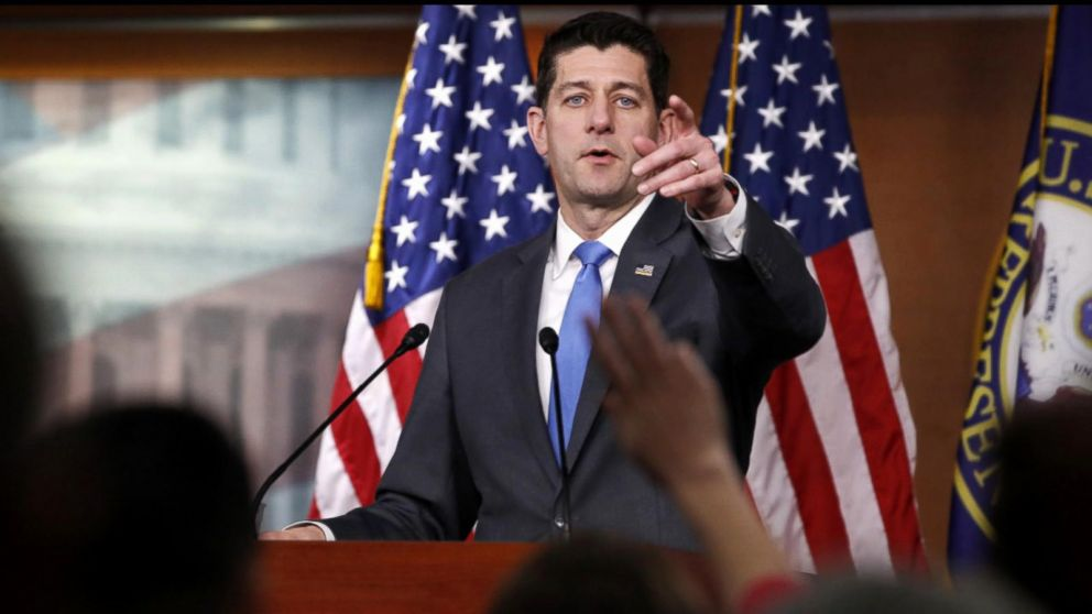 Wisconsins Own Paul Ryan Making Waves >> House Speaker Paul Ryan Says He Will Leave Congress In January Abc
