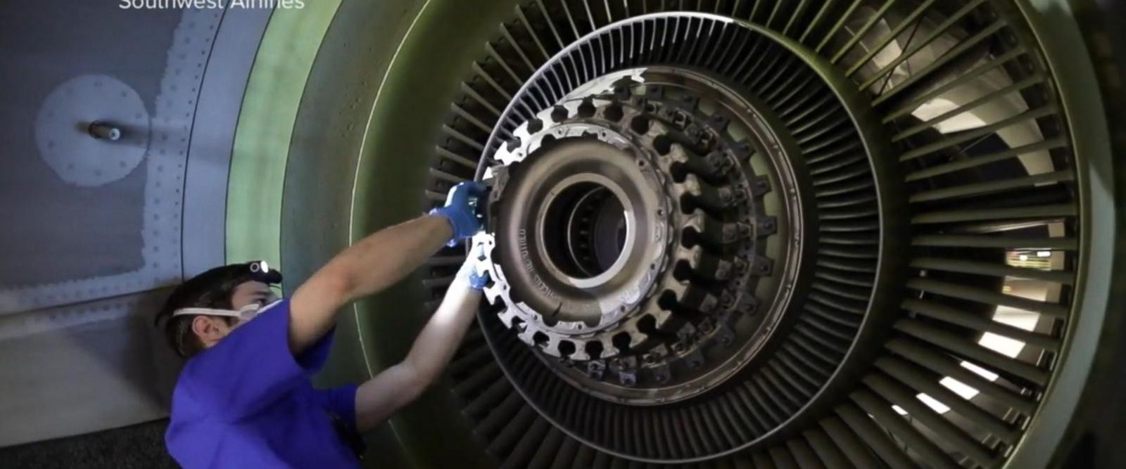 VIDEO: FAA issues rare emergency directive after fatal Southwest engine failure