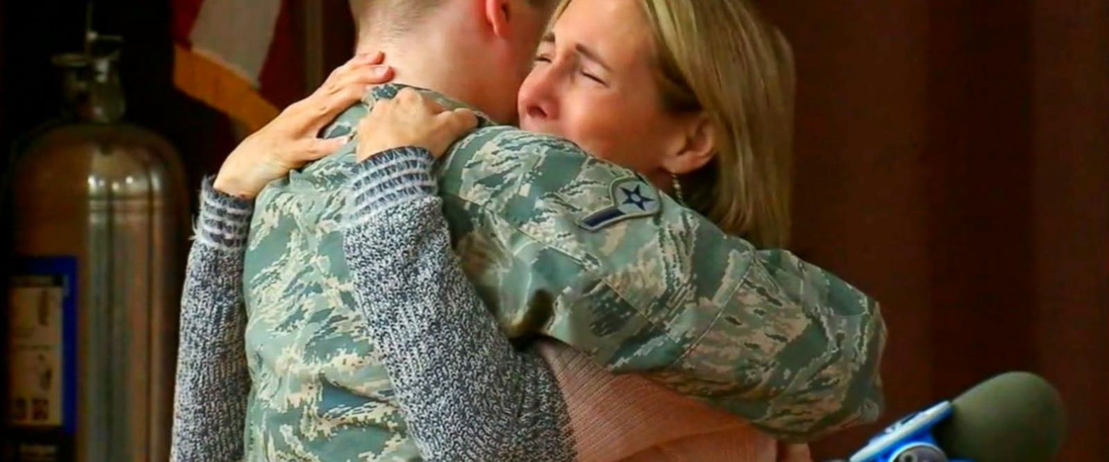 VIDEO: An early Mother's Day present for a New York teacher