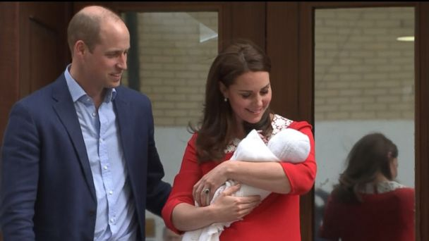 William and kate boy name