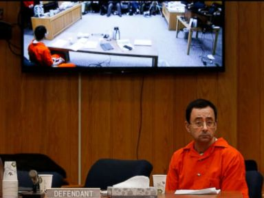 WATCH: The latest on Larry Nassar: Nassar blames victims in police videos