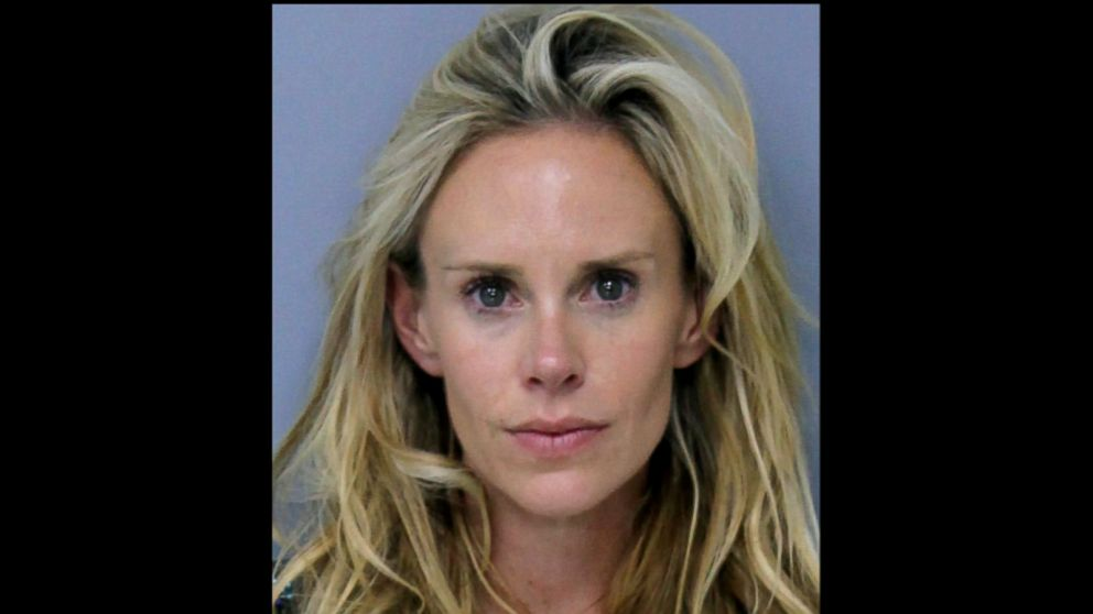 Wife of PGA Tour pro arrested on domestic violence charges
