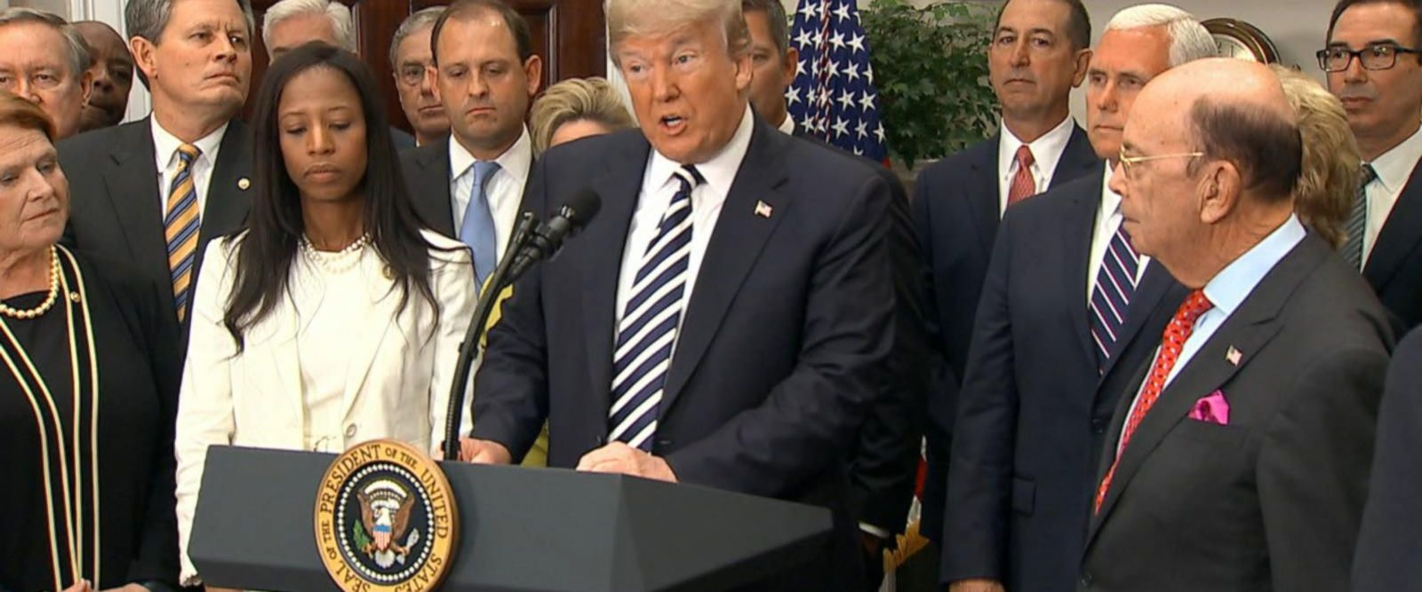 VIDEO: Trump cancels summit, pointing to NK's 'anger and open hostility'