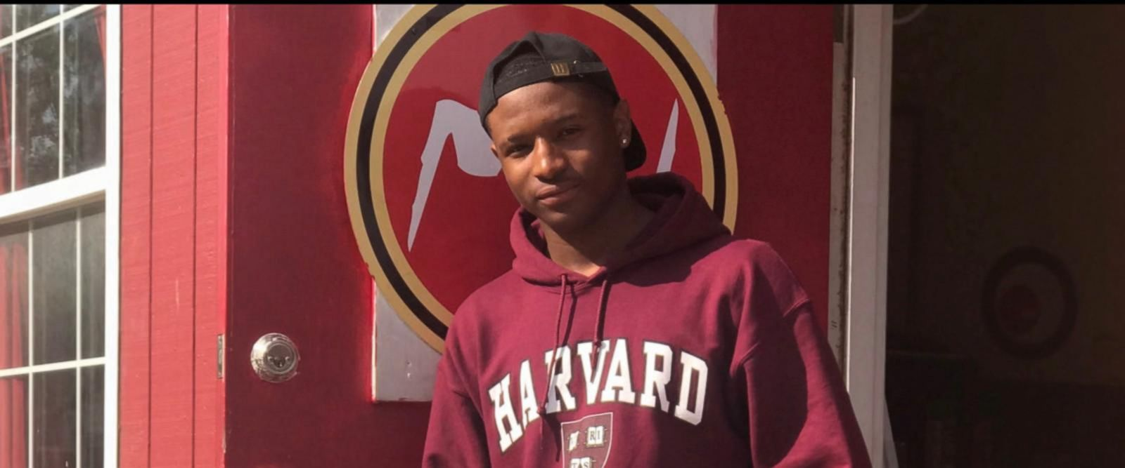 VIDEO: Student who went from homeless to Harvard credits writing program