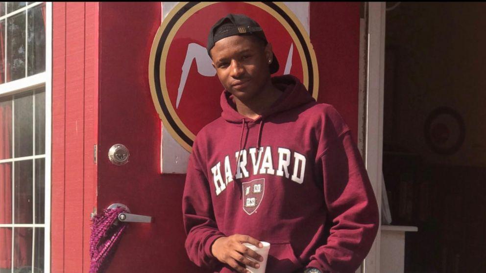 Former Homeless Kid Heading To Harvard On Scholarship  Abc News
