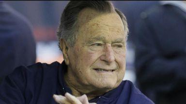 Former President George H.W. Bush hospitalized Video Former President George H.W. Bush hospitalized Video 180527 wn bankert hpMain 16x9 384