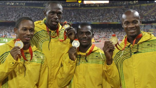 Usain Bolt stripped of his 9th Olympic gold medal