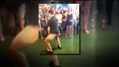 FBI agent who dropped gun while dancing turns himself in Video 180604 wn sandell hpMain 16x9 384