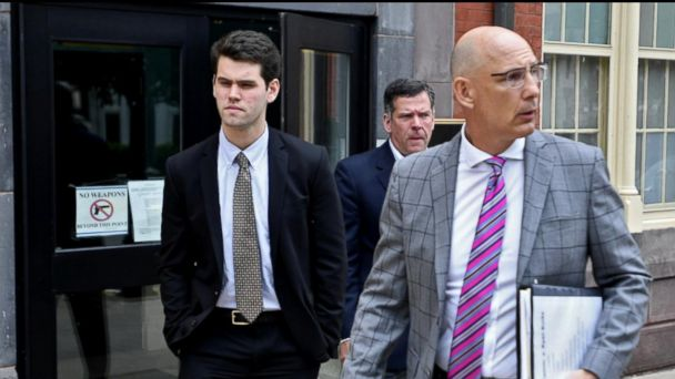 Penn State student pleads guilty to 9 charges in hazing death