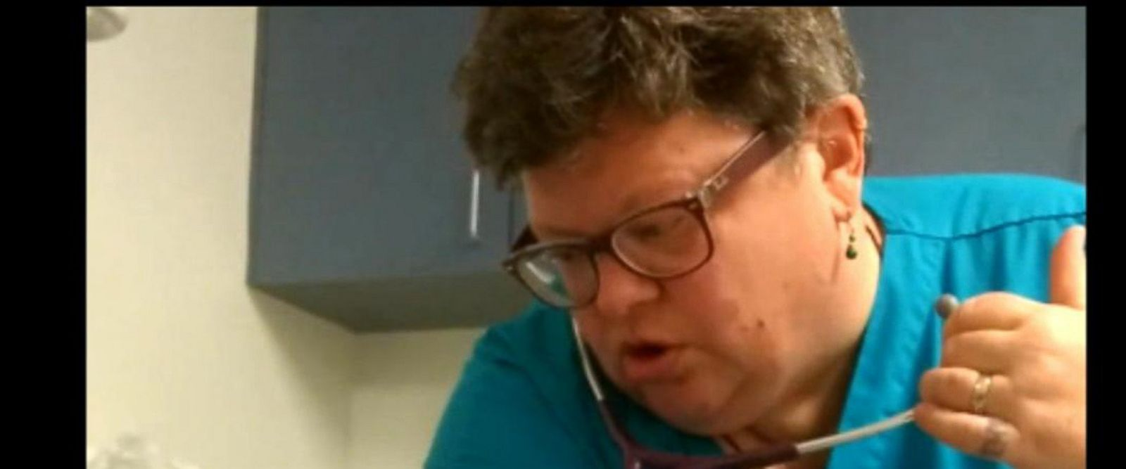 VIDEO: A California hospital suspends an ER doctor for cursing and mocking a patient