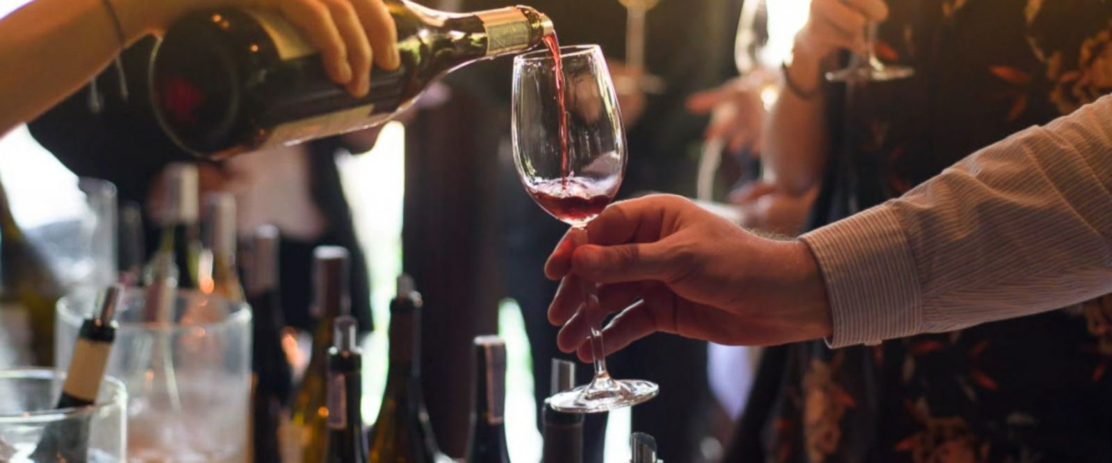 """A new study published in """"Plos Medicine"""" shows the risk of cancer is lowest in light drinkers, while heavy drinkers are at the greatest risk."""