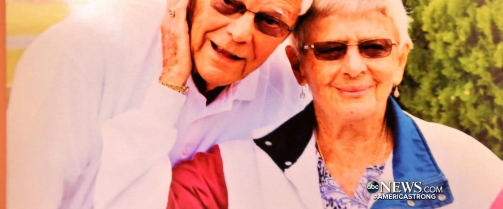VIDEO: 'Wouldn't trade the experience' says husband caring for wife with Alzheimer's