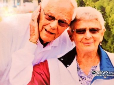 Husband's daily rituals to care for wife with dementia will melt your heart
