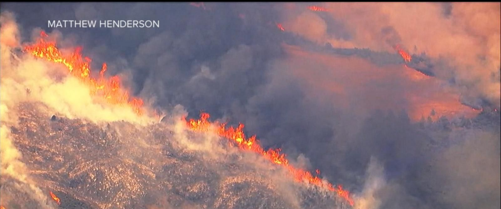VIDEO: Extreme heat, wind fueling wildfires across parts of the West