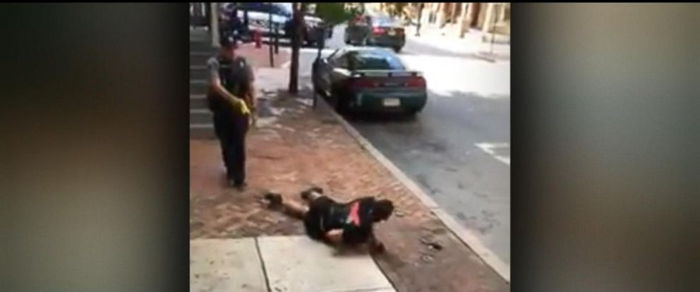 VIDEO: Probe launched after video shows police tasing unarmed, seated man