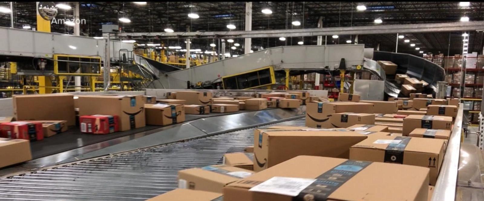 VIDEO: Amazon: Prime Day breaking records despite computer glitches