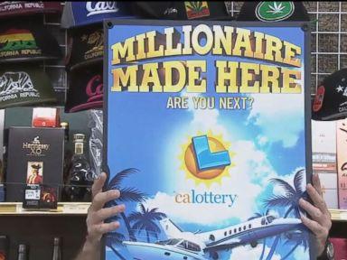 WATCH: Mega Millions ticket sold at liquor store in San Jose