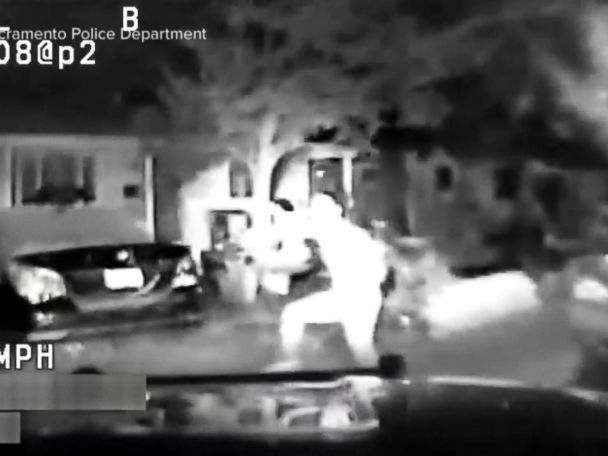 WATCH:  Authorities release video of a police officer who rammed teenager with SUV