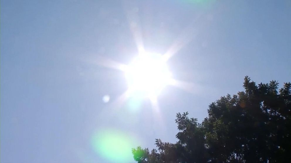 Northeast finally cooling off as a new storm moves to the