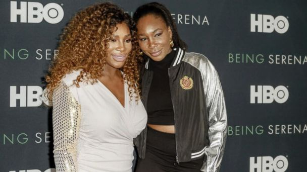 Venus and Serena Williams face off for 30th time at the US Open
