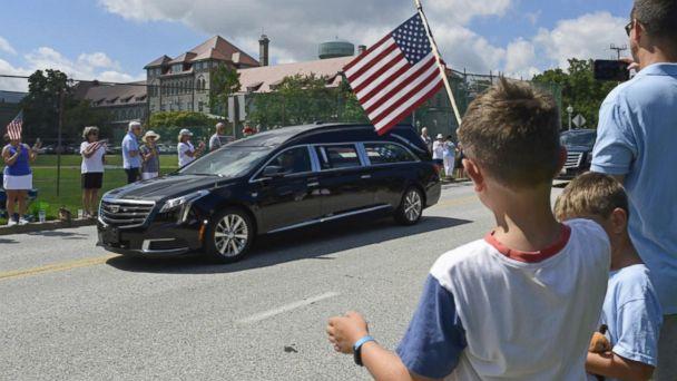 One final salute to John McCain