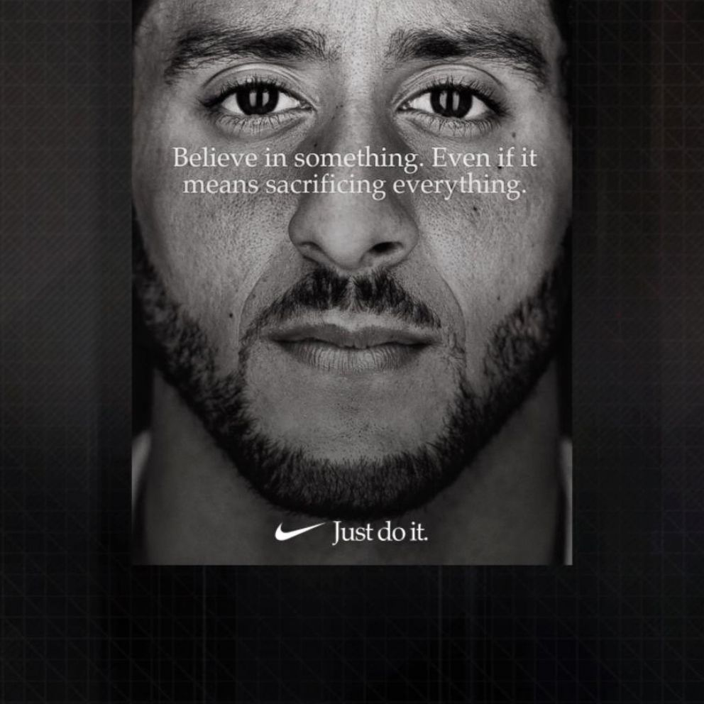 Nike sales booming after Colin
