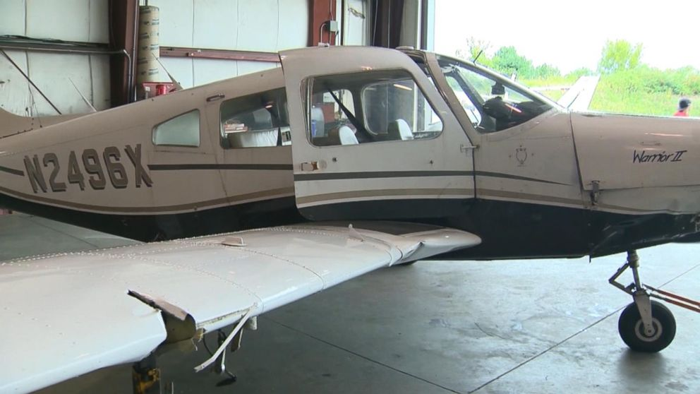 Teen Pilot Lands Plane Safely After Losing Wheel Just After Takeoff Video - Abc News-7894