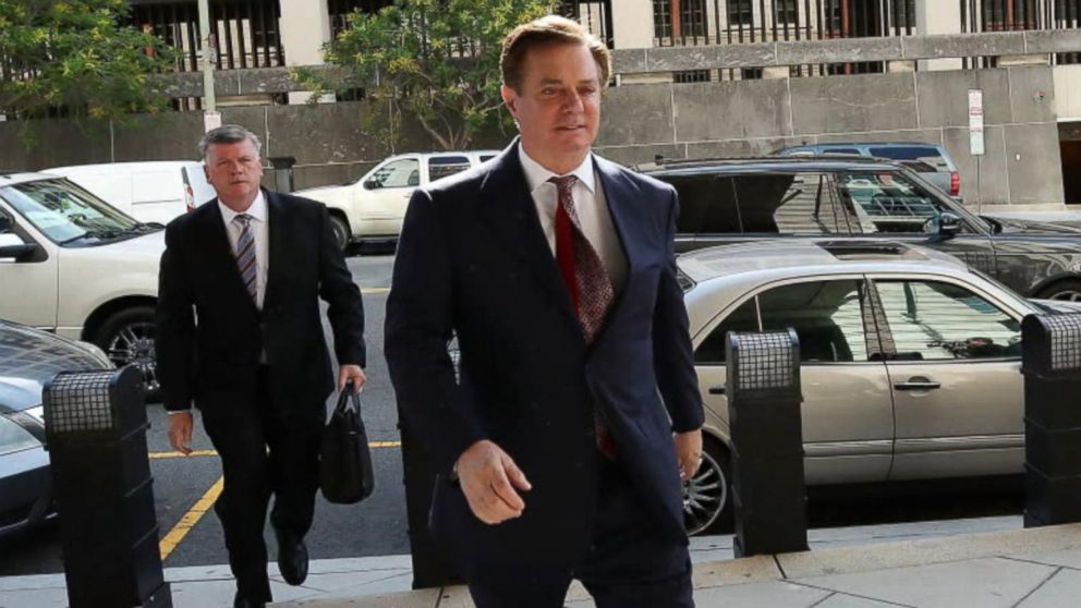Paul Manafort agrees to cooperate with special counsel Video - ABC News