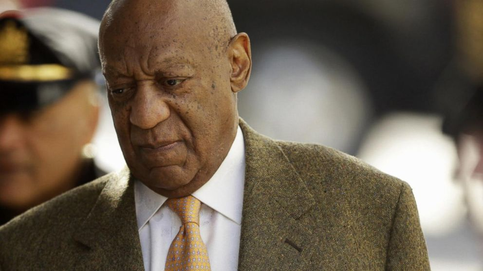 Bill Cosby is about to become the first celebrity sentenced to prison in the #MeToo era Video - ABC News