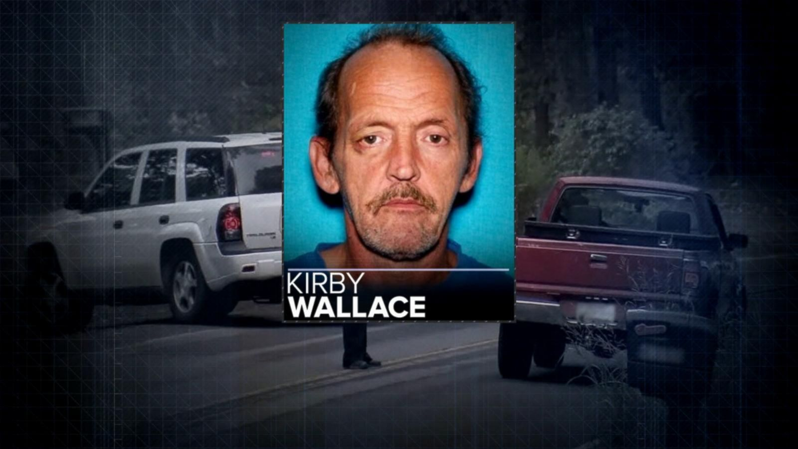 Double murder suspect on the run after string of violent crimes in