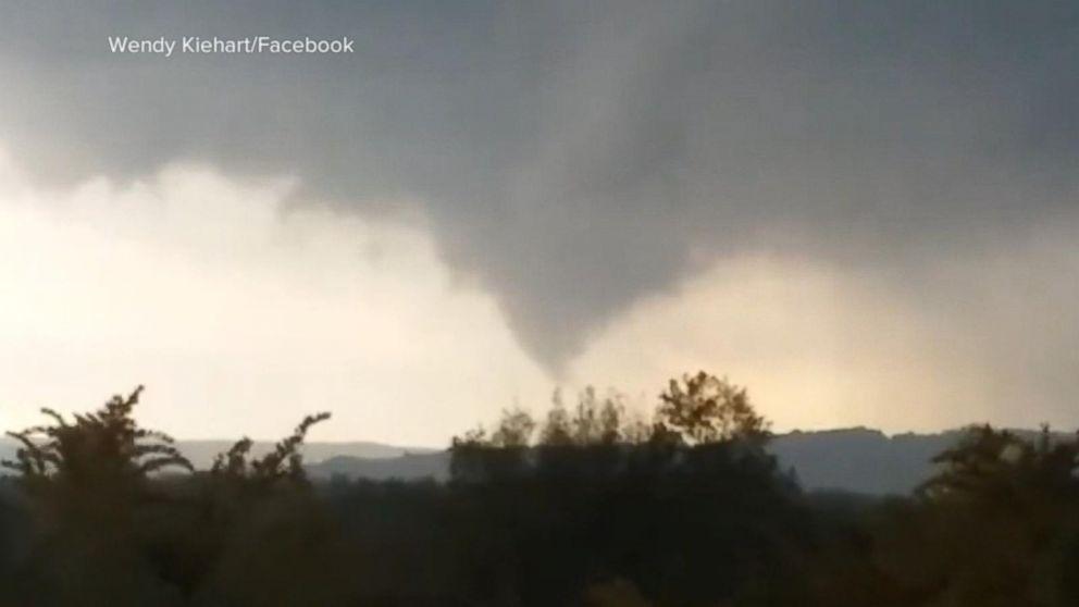 Enjoyable Tornado Reportedly Makes Direct Hit At Pennsylvania Nursing Home Home Interior And Landscaping Oversignezvosmurscom