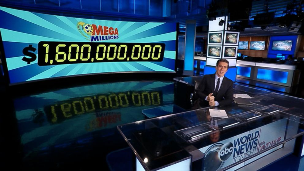 Countdown Begins For Mega Millions 1 6 Billion Drawing Video Abc News