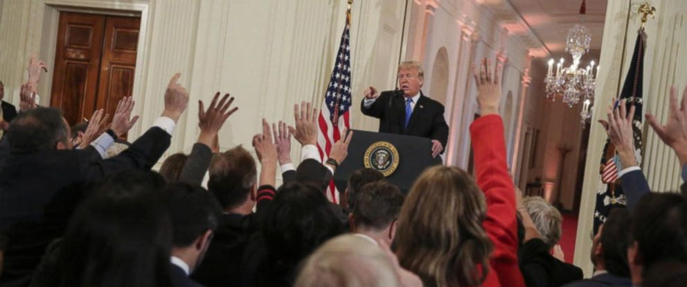 VIDEO: Trump calls midterm elections very close to complete victory