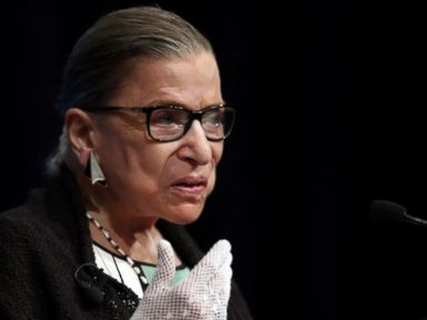 WATCH: Supreme Court Justice Ruth Bader Ginsburg released from hospital