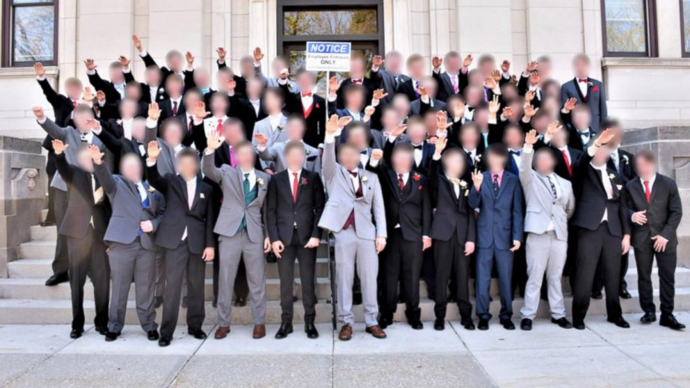 Wisconsin School And Police Investigating Photo Of Students