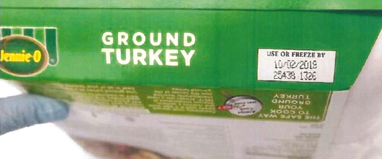 VIDEO: 91,000 pounds of ground turkey recalled due to possible Salmonella