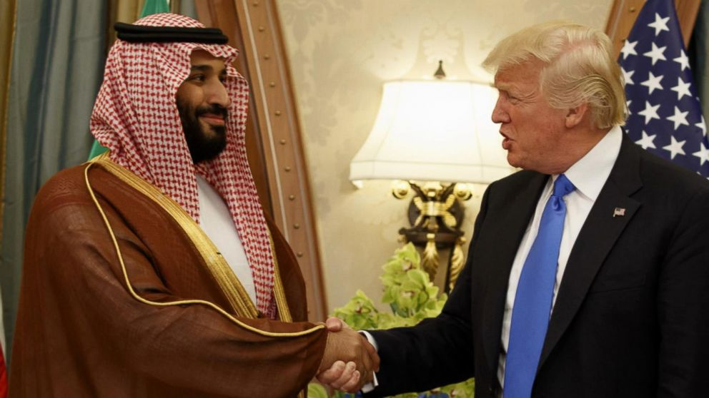 Trump admin bypassing Congress with $8 billion arms sale to Saudi