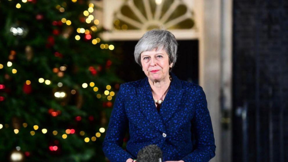 2019 vote of confidence in the May ministry