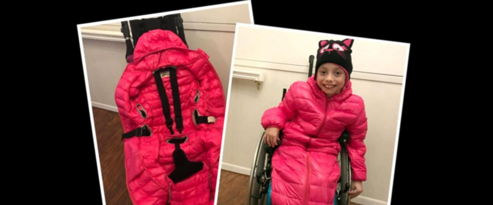 VIDEO: 9-year-old girl in wheelchair 'saved recess'