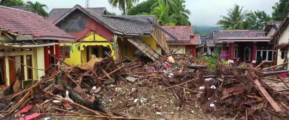 VIDEO: The race to recover from a massive tsunami