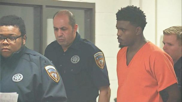 Eric Black charged with capital murder in the death of Jazmine Barnes